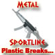Ca Sportline Metal Body MP5A2 BT5A2