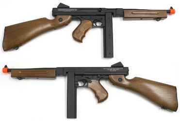 firepower M1A1 Thompson AEG