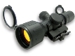 NcSTAR Rubber Armored 3-9x42 Scope w/ Illuminated Sniper Reticle Quick Release Carry Handle Mount  SEECRPAQ3942R