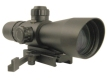 NcSTAR Mark III Tactical 4x32 Scope w/ Illuminated Range Finder Reticle / Quick Release STR432G