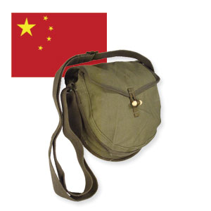 Chinese SKS Drum Mag Pouch w/ straps