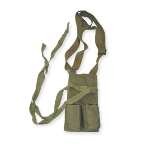 Chinese 2 Double Stick Grenade Pouch