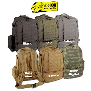 VooDoo Tactical Tobago Cargo Back Pack