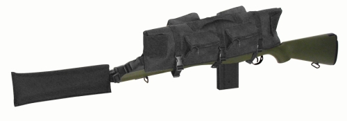 VooDoo Tactical Deluxe Scope Guard with Pockets