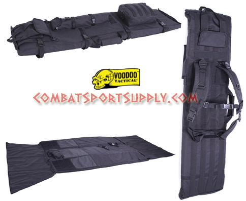Voodoo Tactical Drag Bag Shoulder Straps 45