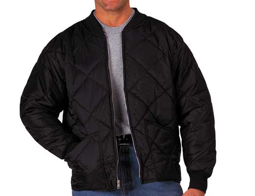 Quilted Nylon Jacket 66