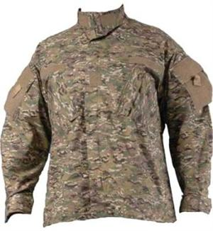 X-Camo Digital Multicam Rip Stop Shirt
