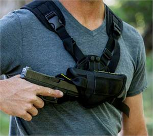 Atmoshpere Adventure Gear GearRuk Universal Harness Holster