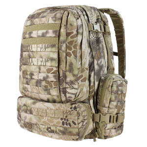 Condor Outdoor Kryptek Highlander Assault Back Pack