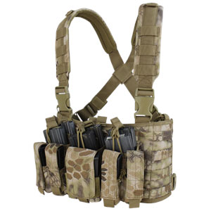 Condor Outdoor Kryptek Highlander Recon Chest Rig