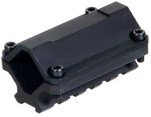 UTG Universal Shotgun Single Rail Barrel Mount