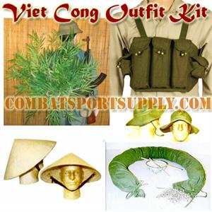 Viet Cong Uniform Kit